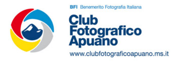 Logo Club Fotografico Apuano