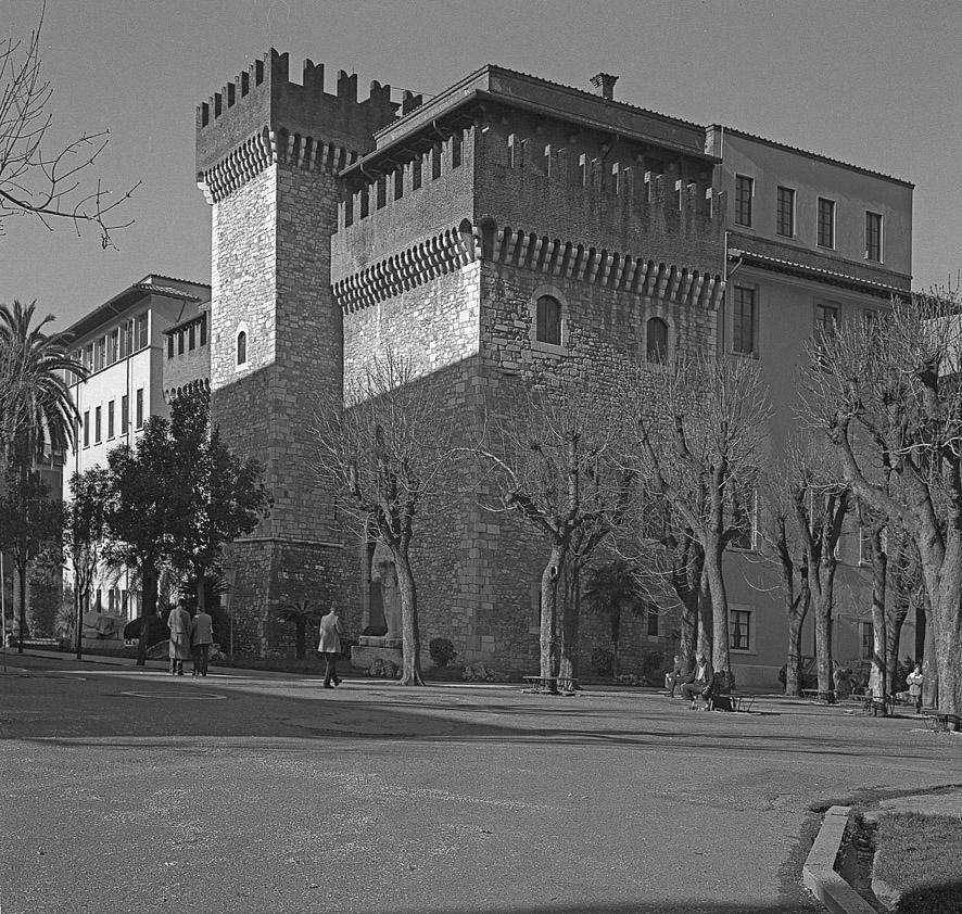Palazzo Alberico Cybo Malaspina