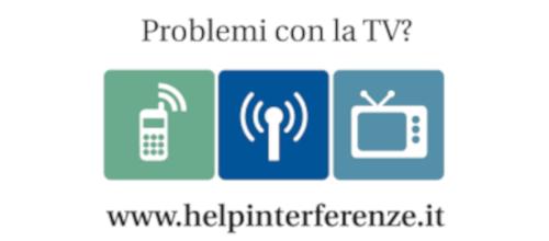 logo help interferenze