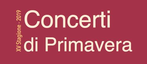 Concerti di primavera 2019