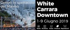 White Carrara Downtown 2019