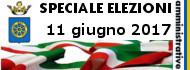 Speciale Elezioni Amministrative - 11 Giugno 2017
