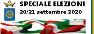 Speciale Elezioni - 20/21 settembre 2020