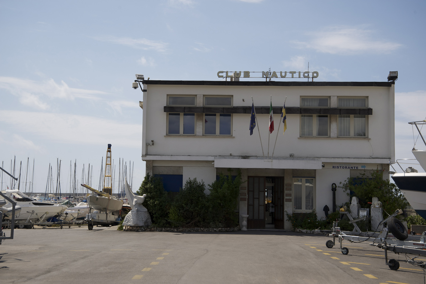 Marina di Carrara - Club Nautico