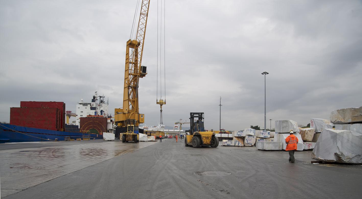 Marina di Carrara - Il Porto