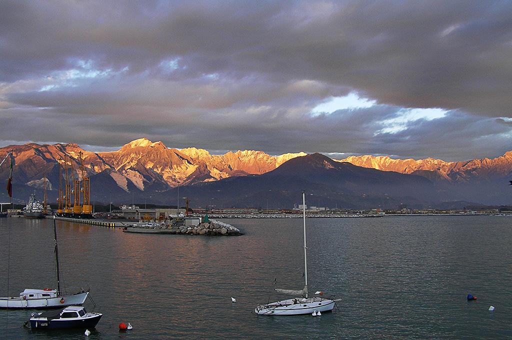 Panoramica Mare-Monti