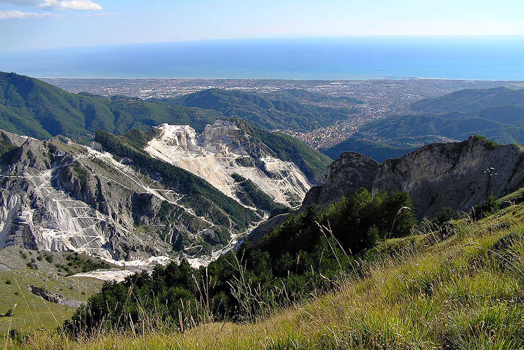 Panoramica Monti-Mare