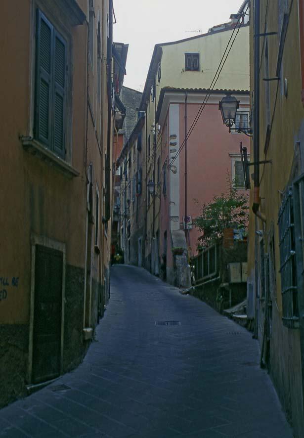 Carrara - Salita del Baluardo