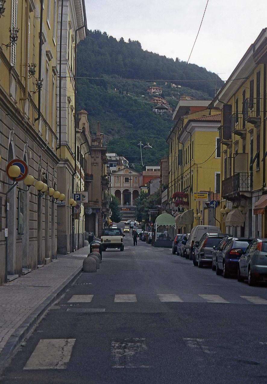 Carrara - Via Verdi