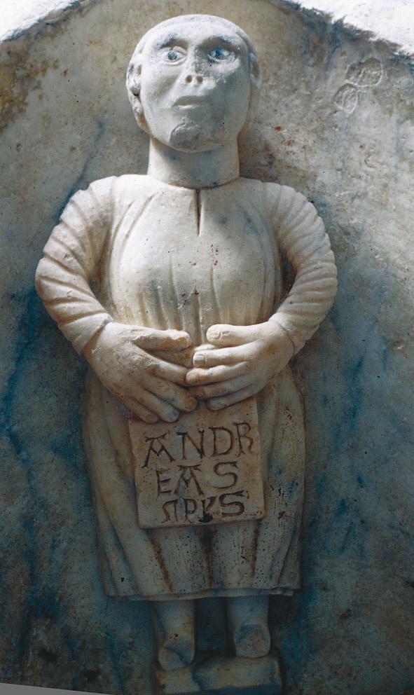 Il Duomo di Carrara - Cattedrale di S.Andrea (particolare)