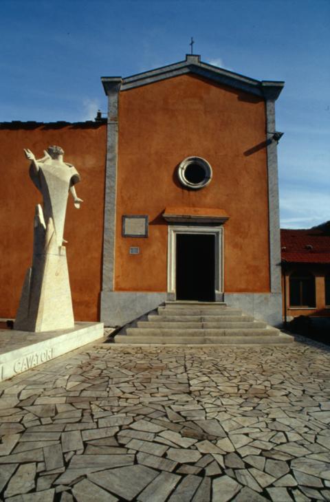 Colonnata -Chiesa di S.Bartolomeo-
