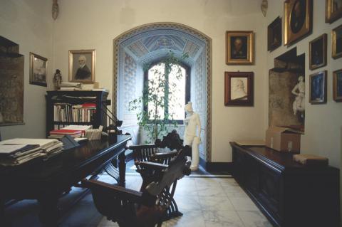 Castello Malaspina - Palazzo del Principe dei Cybo (interno)